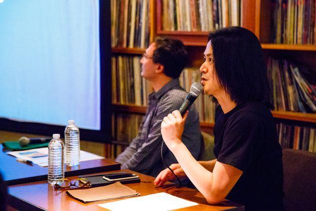 伏谷博之さん(右端)