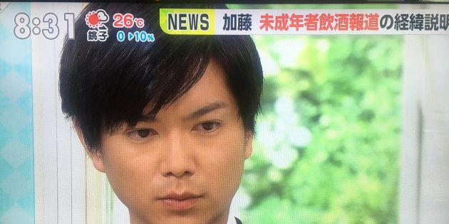 NEWS加藤シゲアキさん、未成年女性との飲酒を謝罪「その場の空気が壊れても必死で止めるべきだった」