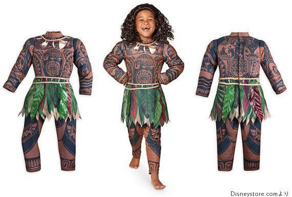 ディズニーのハロウィン衣装にマオリ族が抗議「死んだ人の宝石を着けるようなこと」