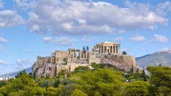 アテネからヤスー (こんにちは):