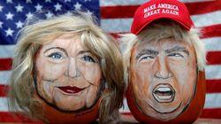 全米支持率で上回ってもトランプがヒラリーに勝てないワケ
