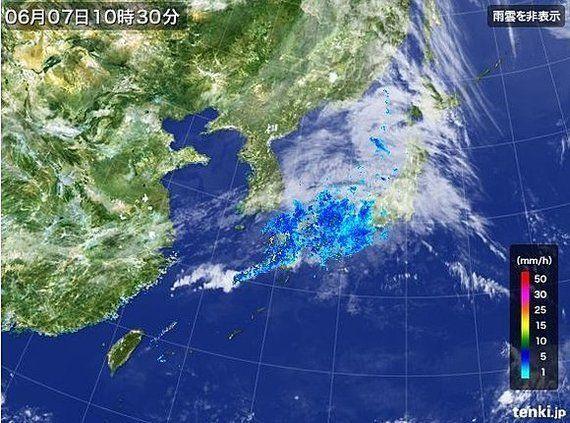 【梅雨入り】関東甲信含め一斉に 梅雨明けはいつ?