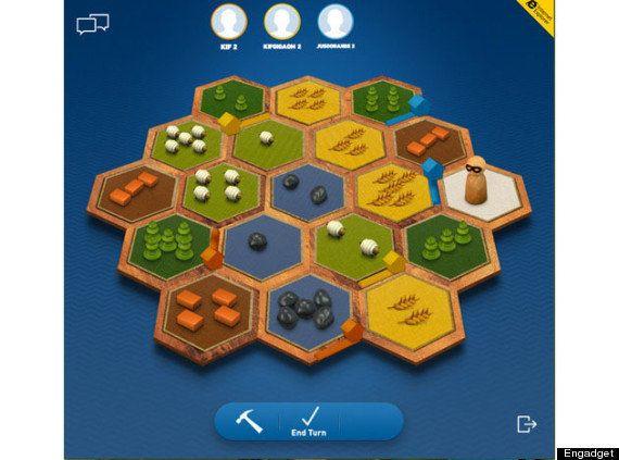 「カタンの開拓者たち」が無料で遊べる ネット版「Catan