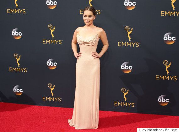 女優たちの美しいドレス姿が眩しすぎる。第68回エミー賞のレッドカーペット(画像集)