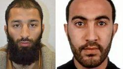 ロンドン橋テロ、実行犯2人の名前を公開