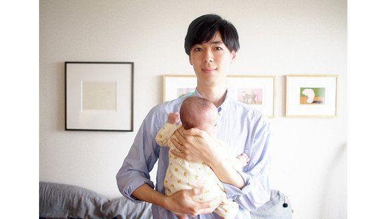 奥さんに怒られないくらい、フツーに育児がしたい 盛田諒さんが語る「キラキラじゃない」等身大の育休
