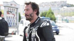 キアヌ・リーブス、鈴鹿8時間耐久レースに登場(画像集)