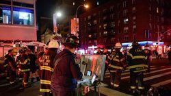 マンハッタンで爆発 少なくとも29人負傷