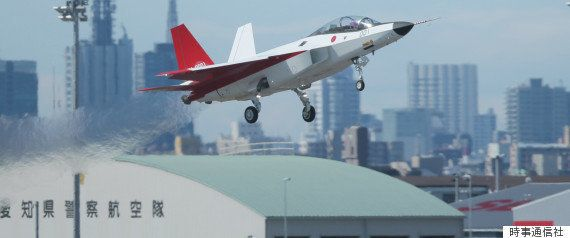 F35戦闘機・国内製造の1号機、三菱重工が初公開【画像】
