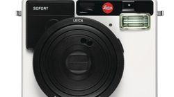 ライカがインスタントカメラを作った。自撮りもできる「Sofort」