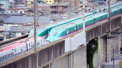 東北新幹線が6時間近く全線不通に。鳥がぶつかったことが停電の原因とみられる