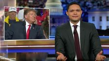 Trevor Noah: Trump 'Managed To Turn White People Against Dogs'