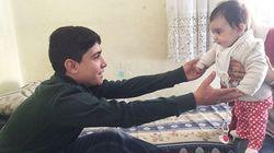 シリア難民の子どもたちはいま・・・
