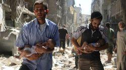 シリア・アレッポ停戦 「これで外に出られる」という安堵と、支援物資が届かない絶望と