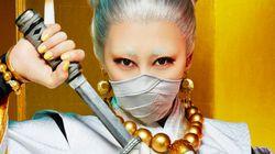 浅田舞が舞台女優デビュー 漫画原作「煉獄に笑う」の遊女役「本当に私でいいの?」