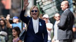 クリントン氏が健康情報を公開「健康は通常の状態、精神状態はすばらしい」