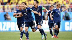 「大迫半端ないって」ネットを埋め尽くす。コロンビアに勝ち越し点(ワールドカップ日本代表)