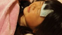 子どもが入院!