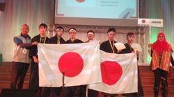 国際数学オリンピック日本代表、金メダル4個獲得