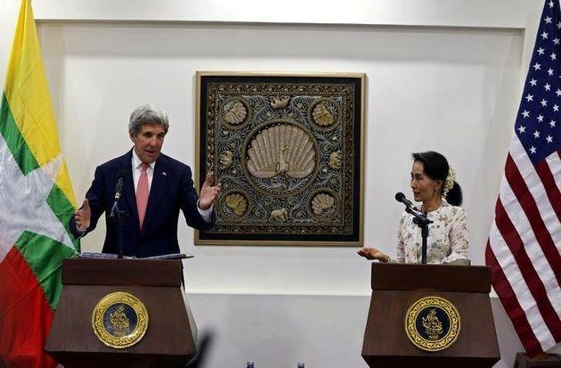 ビルマ:米国は主要な制裁を維持すべき