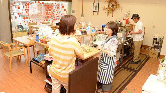 住民が独立採算で運営する常設サロン 愛知県知多市の南粕谷ハウス