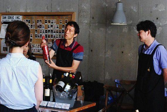 珍しいイスラエルワインをたっぷり堪能してきました!Mizukiさんの絶品イスラエル料理とも相性ぴったり♪