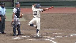 高校野球・埼玉大会で珠玉のバット芸、「ニンジャかよ!」海外メディアも注目
