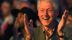 ビル・クリントン元大統領「ヒラリーは大丈夫。鬼のように働いたから脱水症状を起こしただけだ」