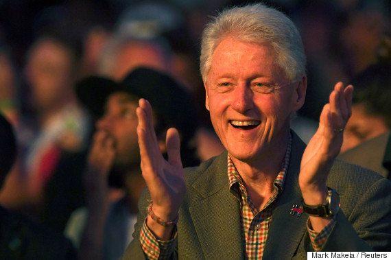 ビル・クリントン元大統領「ヒラリーは大丈夫。鬼のように働いたから ...