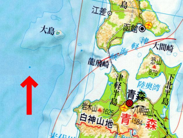 二宮書店の「基本地図帳