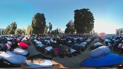 【360°動画】イスラム教の祝日「イード」で祝福ムード。エルサレムはこんな感じ!