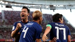 日本とセネガル、大接戦で引き分け。本田の同点ゴールで2-2に(サッカー・ワールドカップ試合速報)
