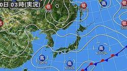 30日は真夏日予想 東京30度、福岡・松江・大阪・名古屋は31度