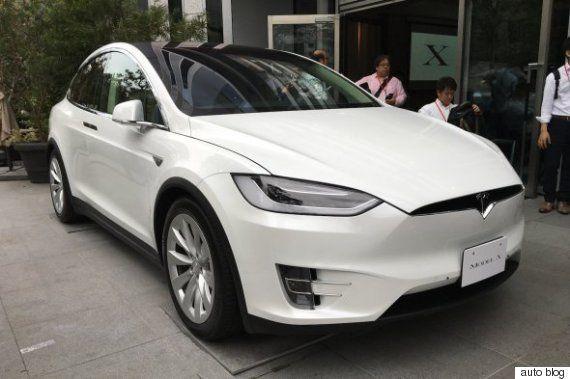 テスラ、電気自動車SUV「Tesla Model