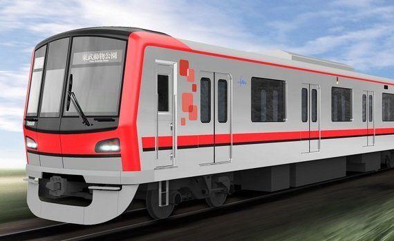 日比谷線3代目車両13000系-