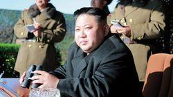 北朝鮮が飛翔体を発射し、日本の排他的経済水域に落下。「弾道ミサイルとみられる」と菅官房長官
