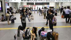 地震があった日、京都行きの予定がある中で考えたこと
