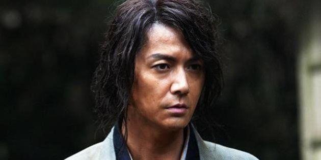 福山雅治、映画「るろうに剣心」出演