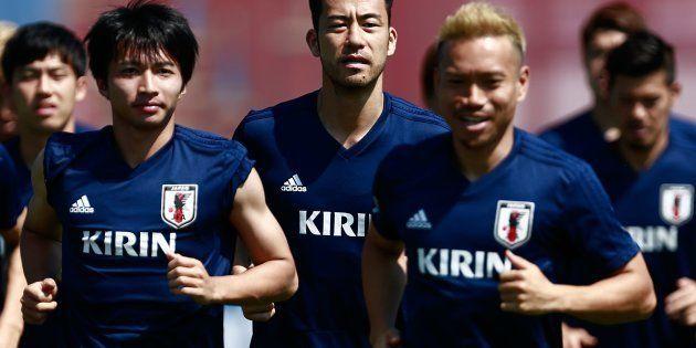 日本代表チームのスタメン、発表。決勝進出をかけたポーランド戦で6人メンバー変更