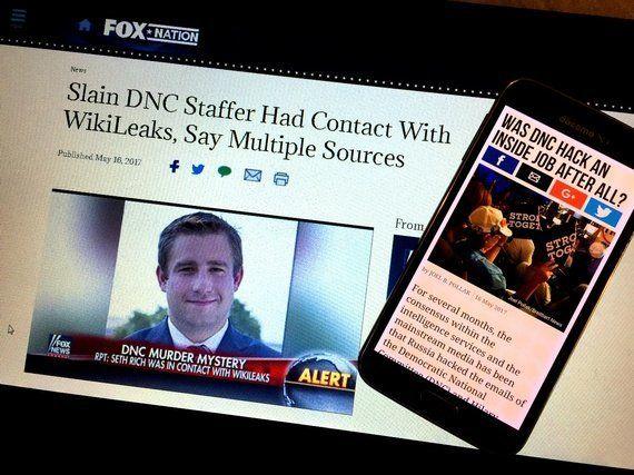 民主党スタッフ射殺事件とウィキリークス:フェイクニュースはなぜ再び拡散したのか?