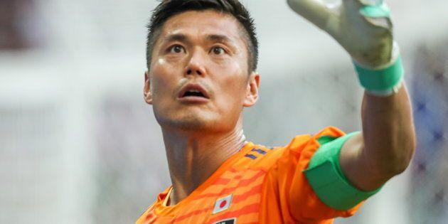川島、名誉挽回のスーパーセーブ「チームにかなり迷惑をかけたので、しっかり仕事できてよかった」《ワールドカップ》