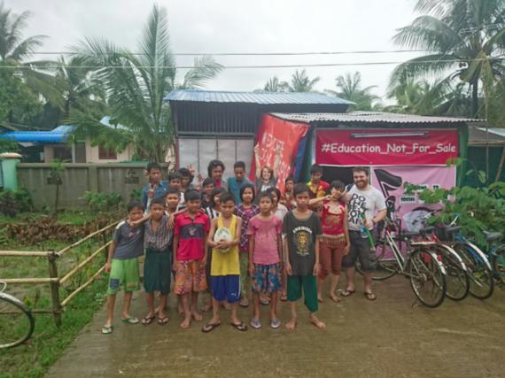ミャンマーの住宅事情とルームシェアのススメ。