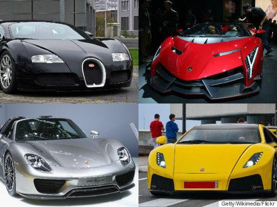 世界に3台だけのスーパーカー、全て日本で発売 ケーニグセグの「アゲーラRSR」(画像集)