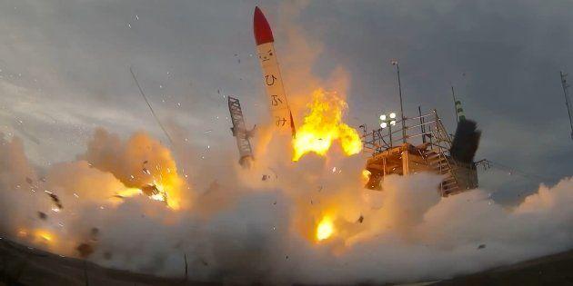 ホリエモンロケット、打ち上げ失敗し炎上。堀江氏「今までにない失敗モード」にじむ悔しさ