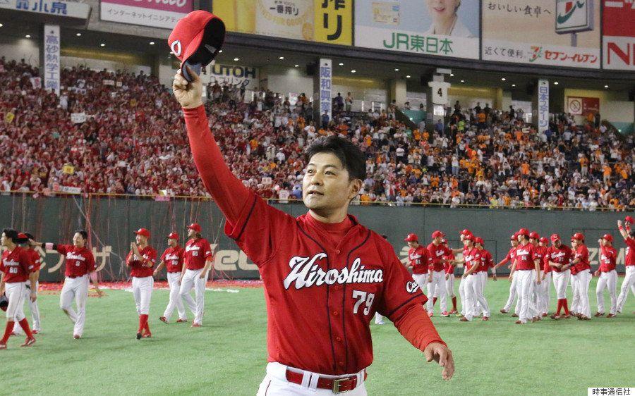 広島が25年ぶりにリーグ優勝 緒方孝市監督「本当に長いことお待たせしました」