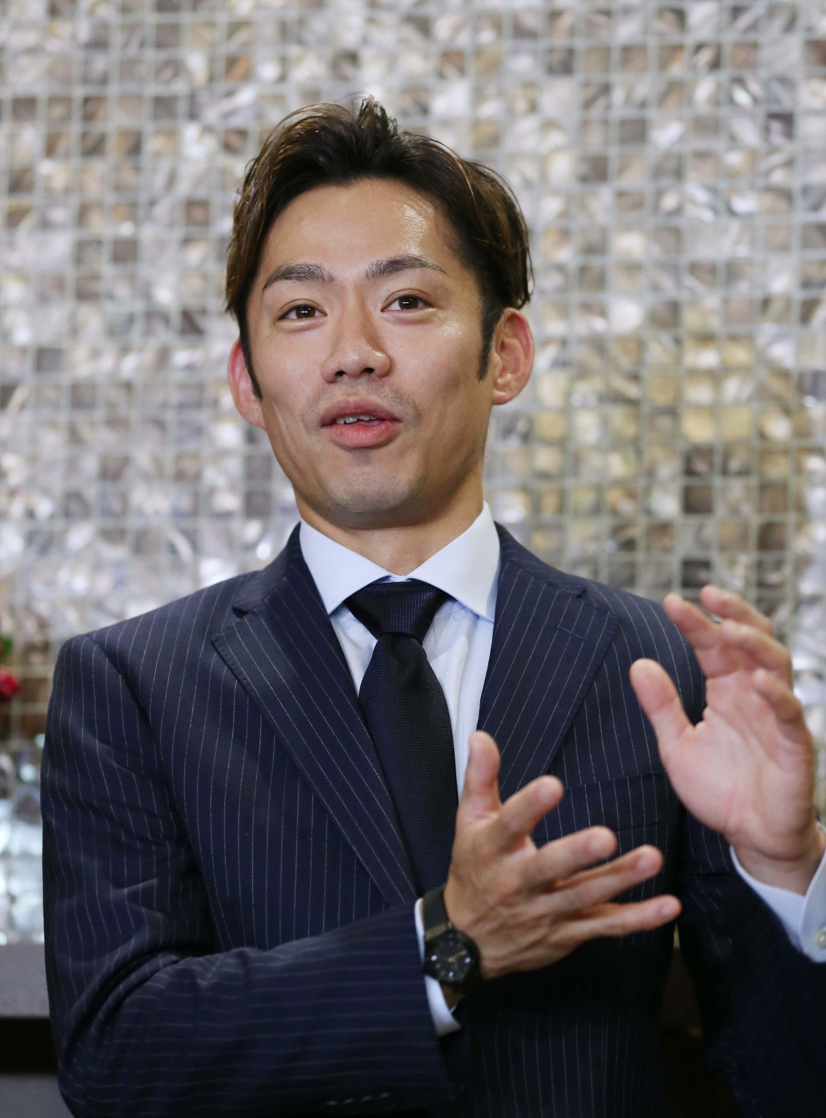 フィギュア現役復帰を表明した高橋大輔、羽生結弦や宇野昌磨について「勝てる気は一切しない」と語る