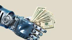 AIが人に代わって資産運用を行う時代