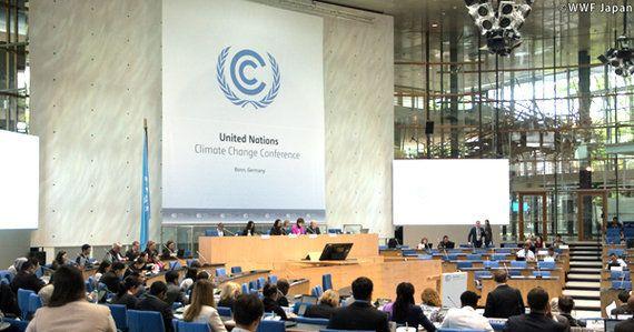 国連気候変動ボン会議(APA1-3・SB46)報告