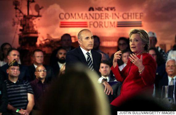 ヒラリー・クリントン氏、トランプ氏のあいまいなIS対策を非難「大統領の資格がないことを証明した」