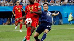 2-3でベルギーに惜敗。日本は史上初のベスト8入り逃す(サッカー・ワールドカップ試合速報)